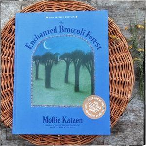 Vintage Cookbook 'The Enchanted Broccoli Forest'